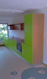 Türen und Einbauküche in der Grünen Gruppe