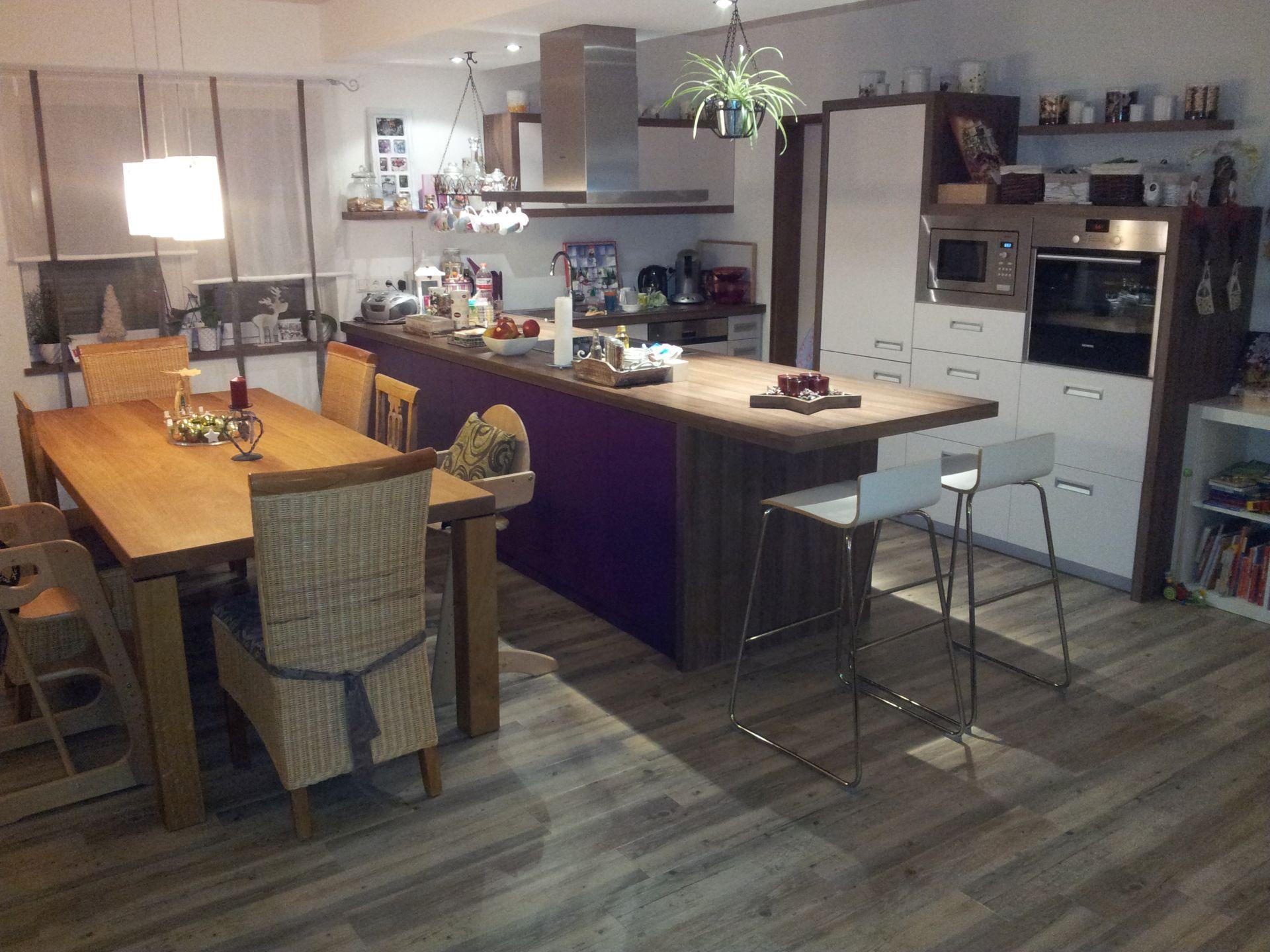 Gut gemocht Küche mit Theke und Esstisch - Prasse & van den Boom GmbH & Co. KG WG97